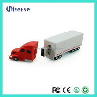3D truck shape usb flash drives,pvc usb,flash drive usb