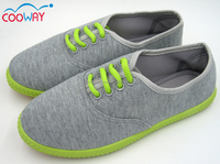 Lady canvas driving shoes/car shoes/sneakers latest