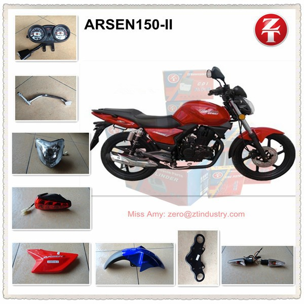 Hot!! newes model ARSEN150-II motorcycle parts for EMPIRE motorcycle