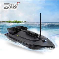 DWI Dowellin Fast racing speed 2.4G frequency fishing bait boat rc wholesale