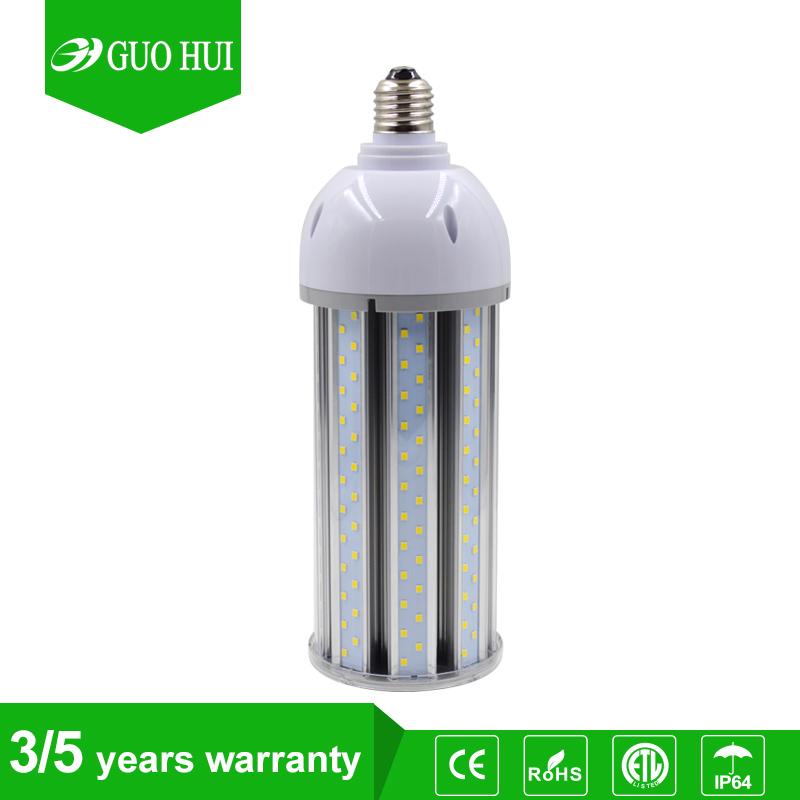 Imported Leds chips 40W led bulb E27 E40 130LM/W Recessed Lighting Shoebox Lights