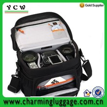 New DSLR Camera Photo Nylon and Polyester Carry Shoulder Water proof Camera Bag