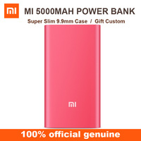 XIAOMI color red and silver 3Pcs LED Light micro USB mobile phone power