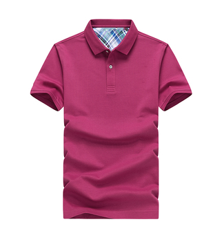 iGift BSCI Sedex No Minimum OEM Customized Logo Causal Colorful Pique 100% Cotton Polo Shirt for Men