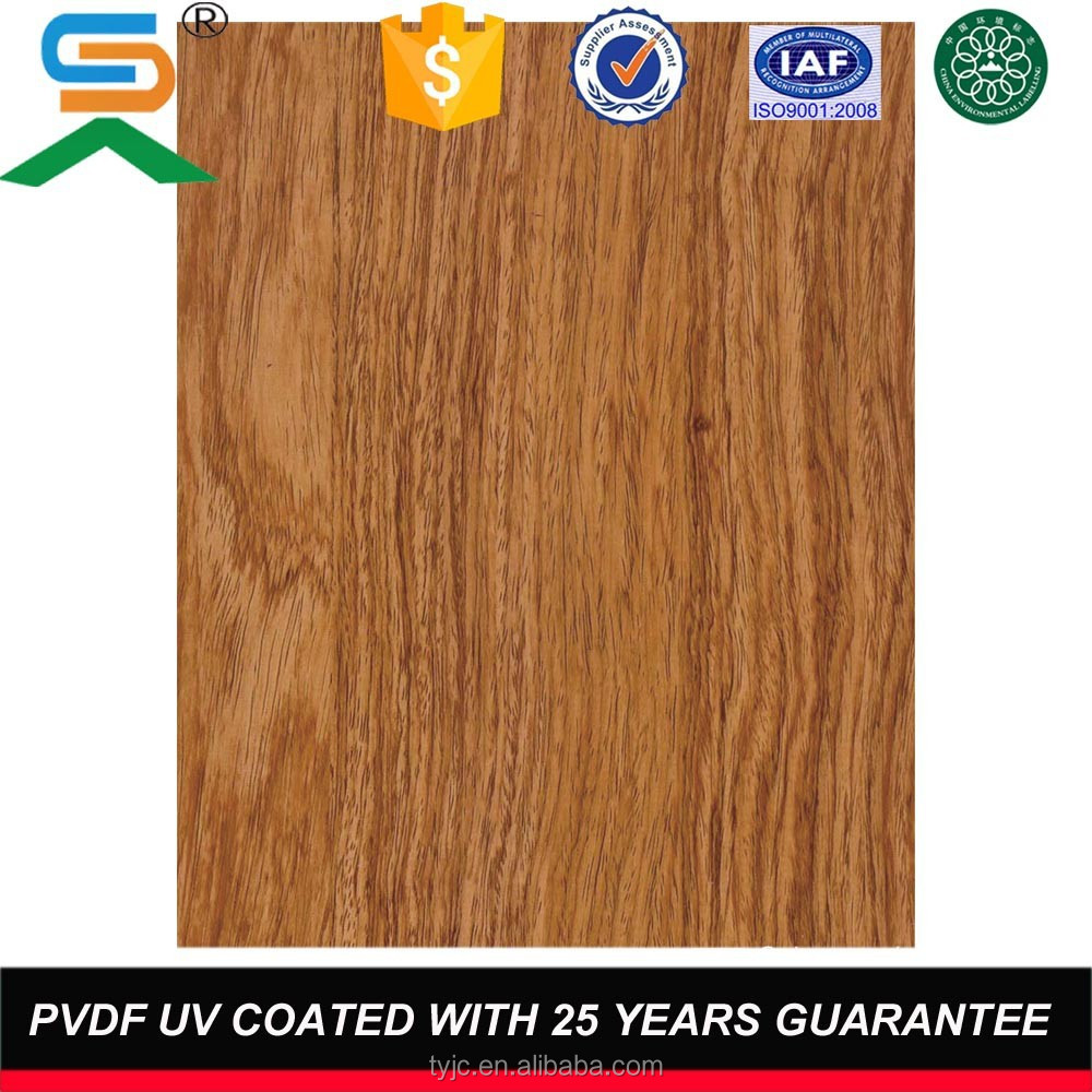 Factory price fireproof faux wood siding decoration