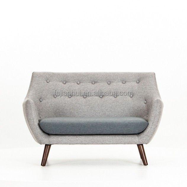 Finn Juhl Poet Sofa Replica Clic