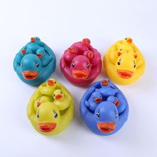 Professional Factory Cheap Wholesale Custom Design rubber duck bath toy 2018
