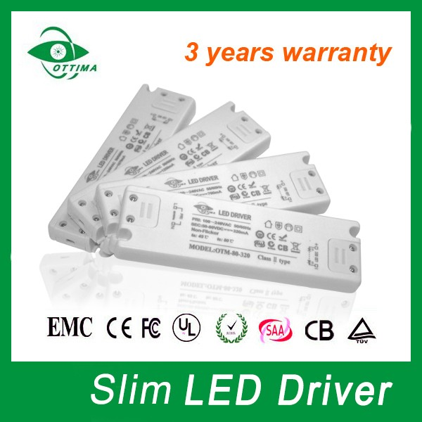 Factory Main Products! best Price lighled lights driver slim led driver for panel lights