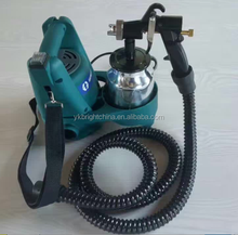 FA1000 1000ml HVLP shoulder backpack Electric air Paint Power Spray Gun factory direct selling