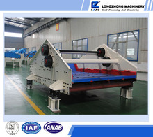 2016 linear vibrating tailing screen / mineral sludge dewatering machine