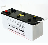 6-QA-120Excellent quality strong dry charged car battery case