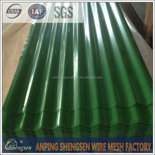 cheap corrugated steel sheet PPGI corrugated sheet---welcome to visit our factory