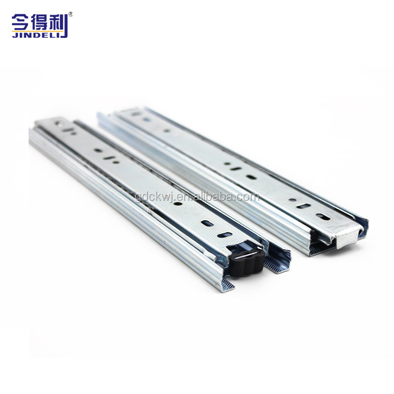 tool box heavy duty kitchen cabinet telescopic drawer sliding channel for sale