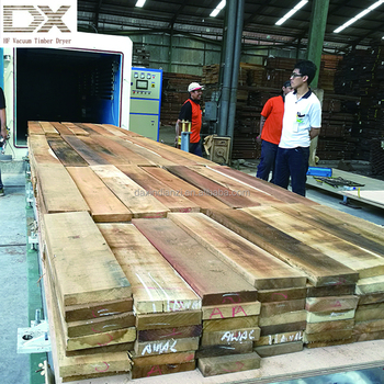 Woodworking Machinery HF Vacuum Wood Dry Kiln