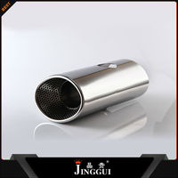 stainless steel highly performance exhaust