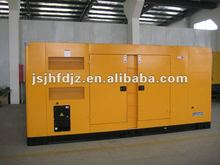 Supply volvo 500kva waterproof generator