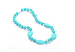 Silicon chew toys/silicone teething necklace for babies