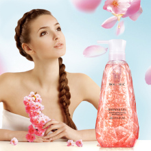 High quality natural body wash gel Skin Whitening Bath Shower Gel