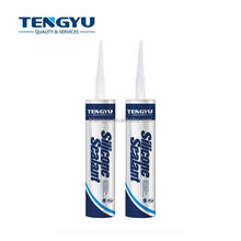 Silicone sealant waterproof for stainless steel