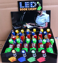 plastic led booklight