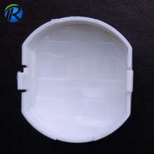 Custom Half Ball Embedded 360 Degree Fresnel Lens Non-transparent PIR Sensor Lens Cover