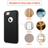 Magical Anti Gravity Sticky Phone Cases For iPhone 6 6s / Plus / 5s Hybrid Nano Suction Adsorbed Cover Case