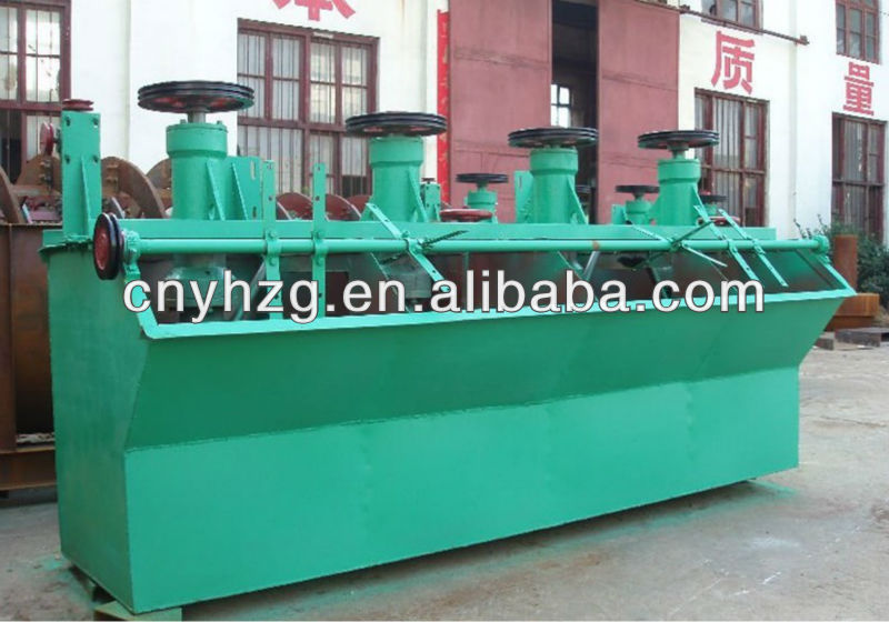 2012 hot sale gold flotation machine in Asia and Africa