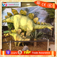 SH-RD644 Dinosaur Manufacture High Quality Robotic Golden Types