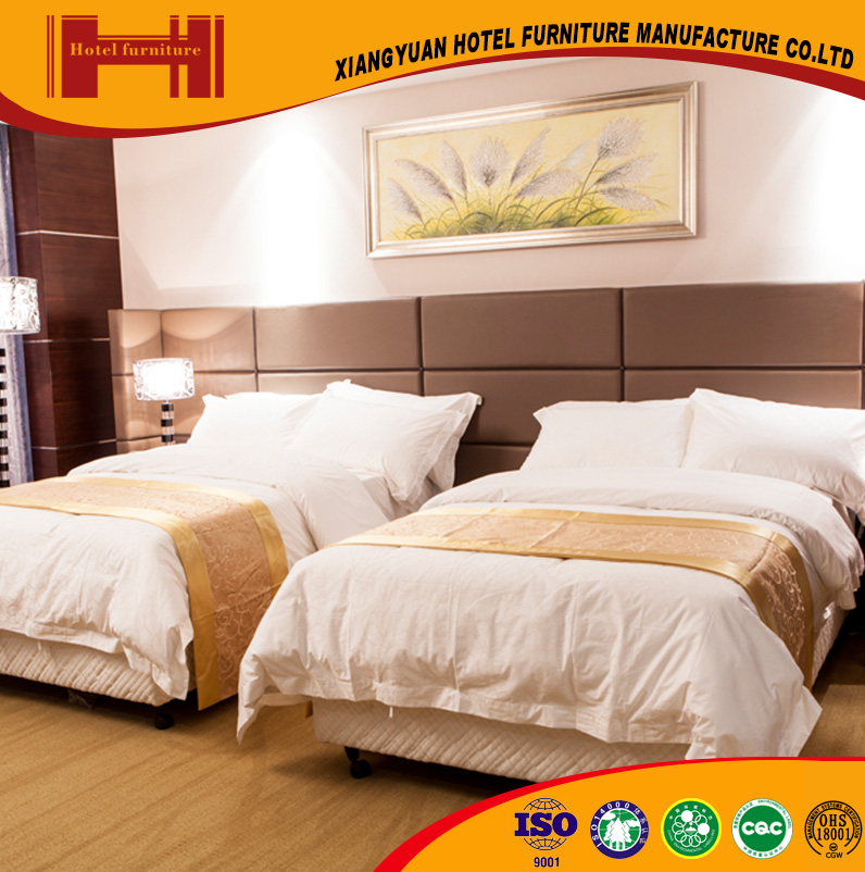 Xy Hot Sale Furniture Design Solid Wood Hotel Bedroom