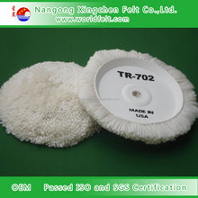 3M quality wool polishing pad,car polishing pad