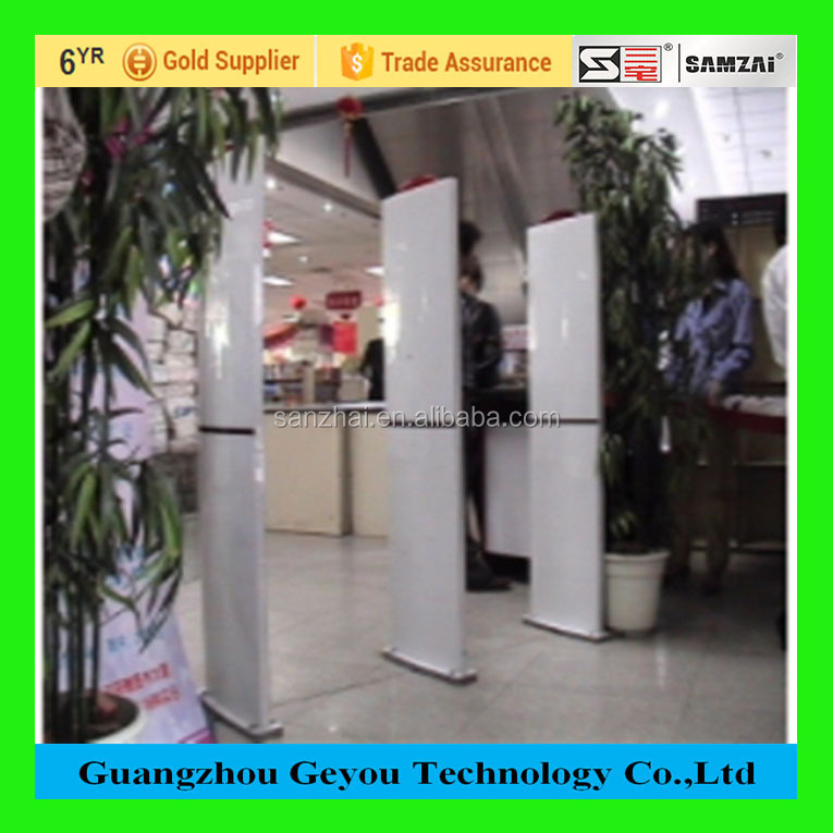 Library anti-shoplifting Antenna EM System Library Security System Gate