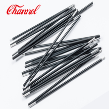 thin wall/flexible aluminum tent tube/aluminium tent poles