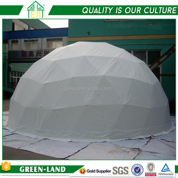 20 Person Tent Collapsible Large Dome