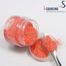 Wholesale bulk colorful glitter powder for crafts