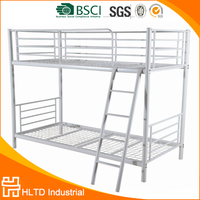 Hot sell cheap home furniture children metal bunk bed parts