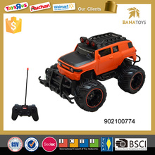 Hot item four wheel rc car racing games for boys
