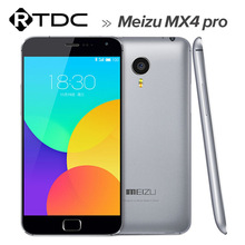 Meizu MX4 Pro 16GB Mobile Phone 5.5 inch 20.7MP Camera 3GB RAM 4G FDD LTE 2560 x 1536 pixels