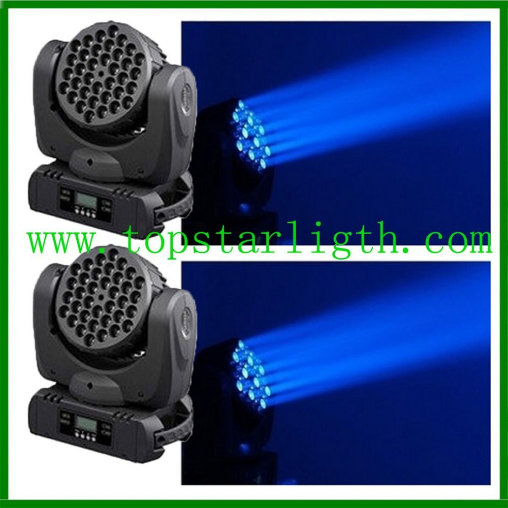 2017 newe products promotion moving head light price/ <strong>led</strong> beam 36x3 moving head light