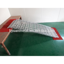 Cheap and high quality aluminium wheelchair threshold ramp