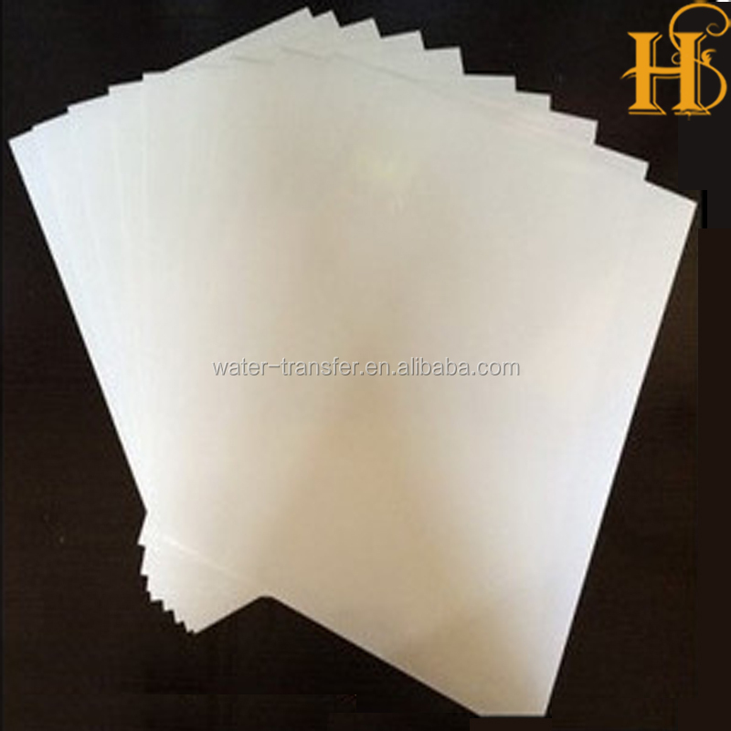 HS A4 sublimation water transfer printing white paper