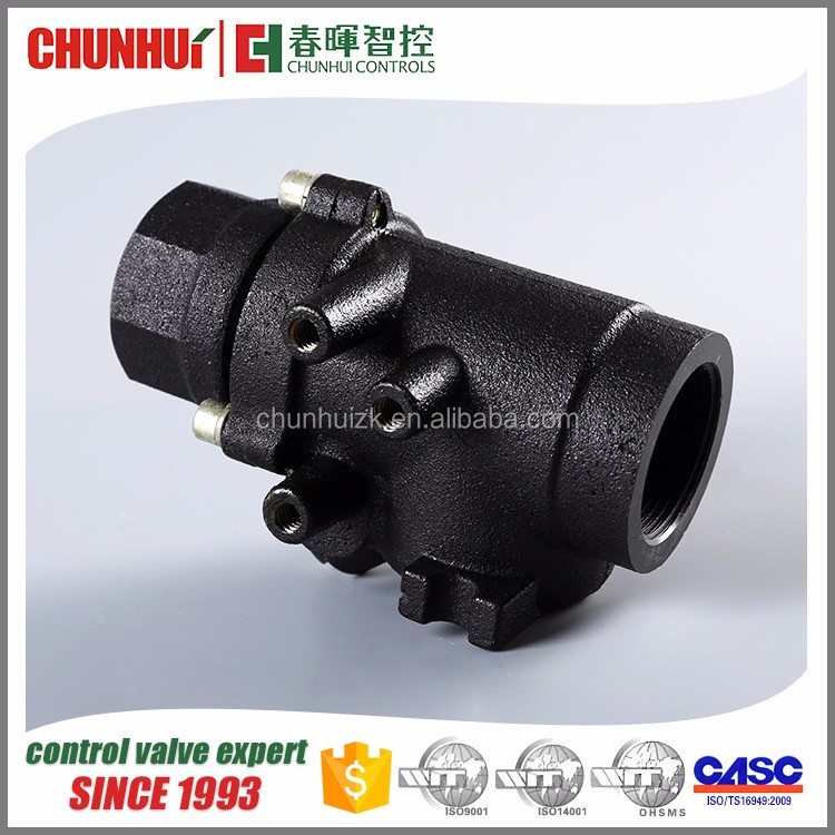 Alibaba hot sell Emergency cut off valve/ shut off solenoid valve