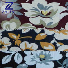 multi color 12oz 16oz tie dyed cotton print fabric flower cotton printed fabric japanese printed cotton fabric