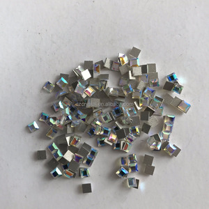 Rhinestone Cube Beads 41ce7f653407