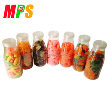 Fruit flavor gummy candy for sale
