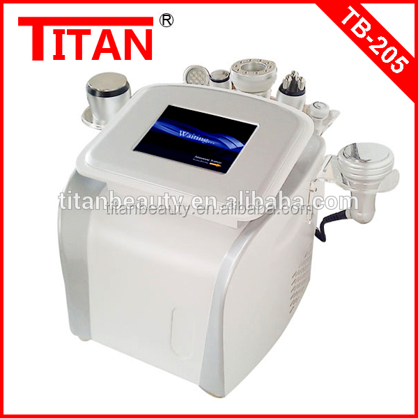 TB-205 best cavitation ultrasound machine fat removal with RF vacuum body shaping