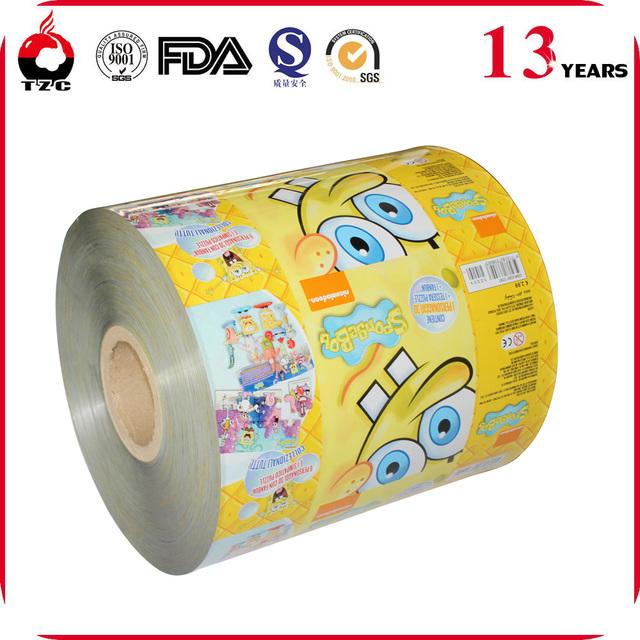 Skin Care/Face Care/Shampoo/Oil/Honey Liquid Packaging Film Rolls