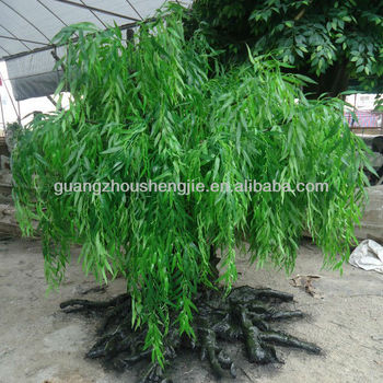 Artificial Tree artificial willow tree artificial Salix tree