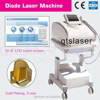 Christmas gift! hair removal machine bring clean skin back with 808nm diode laser beauty set/equipent