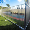 2018 Hot Factory Sale Australia Standard Aluminum Temporary Swimming Pool Fence