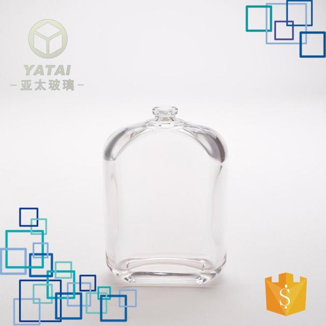 4260#-150ml cheap personal care novelty cosmetic glass perfume bottle scent container